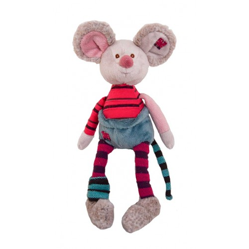 BUKOWSKI PLUSH PATCH TOYS - Crazy Mouse (25cm)