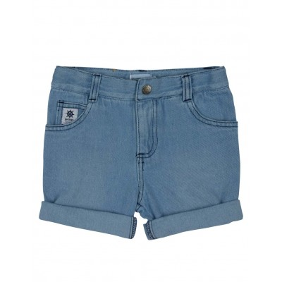 KORANGO - Navigator Short - LIght Denim